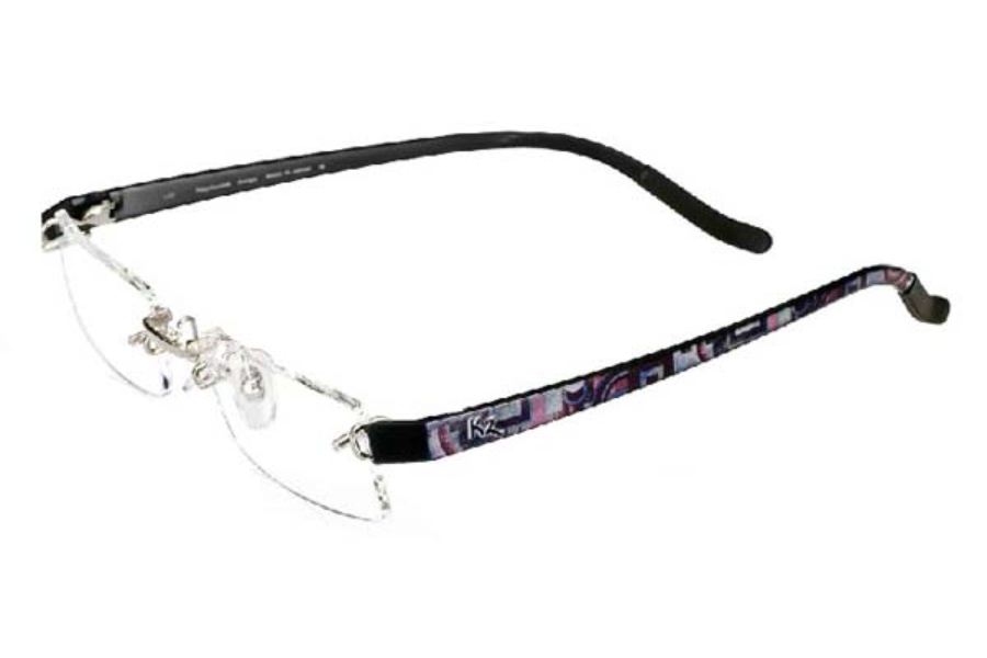 Kawasaki Eyeglass Frames : Kazuo Kawasaki 705 Deco Eyeglasses FREE Shipping
