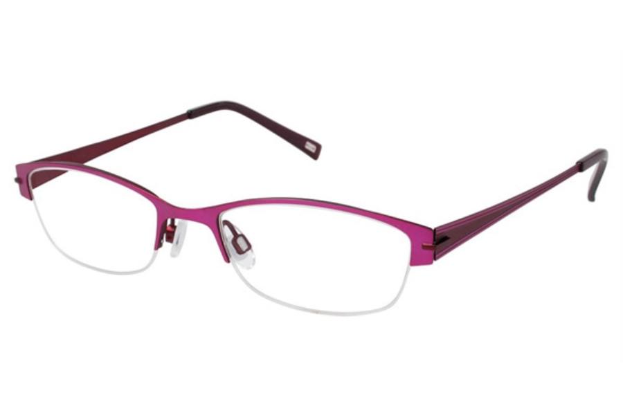 Eyeglass Frames Kliik : Kliik KLiiK 534 Eyeglasses FREE Shipping - Go-Optic.com