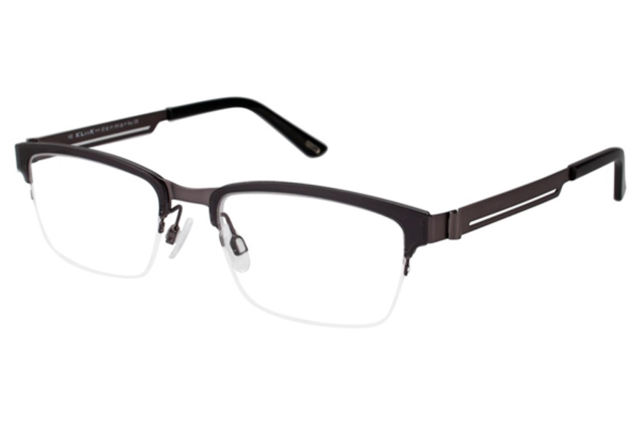 Eyeglass Frames Kliik : Kliik KLiiK 543 Eyeglasses FREE Shipping - Go-Optic.com