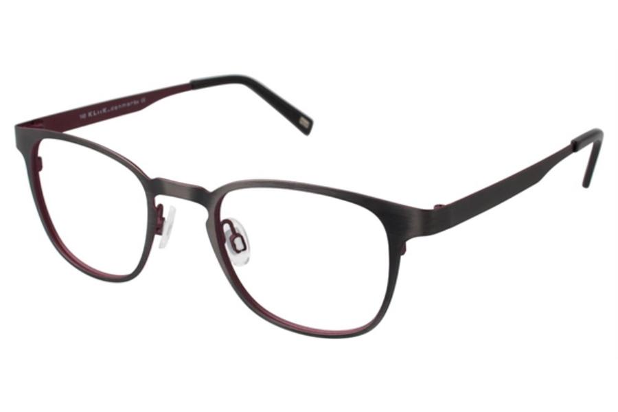 Eyeglass Frames Kliik : Kliik KLiiK 545 Eyeglasses FREE Shipping - Go-Optic.com