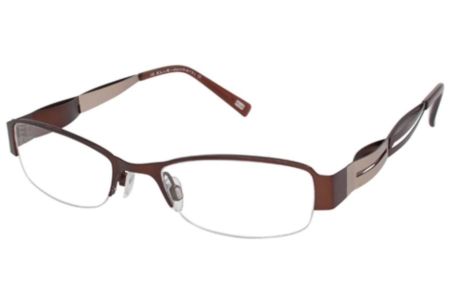 Eyeglass Frames Kliik : Kliik KLiiK 442 Eyeglasses FREE Shipping - Go-Optic.com