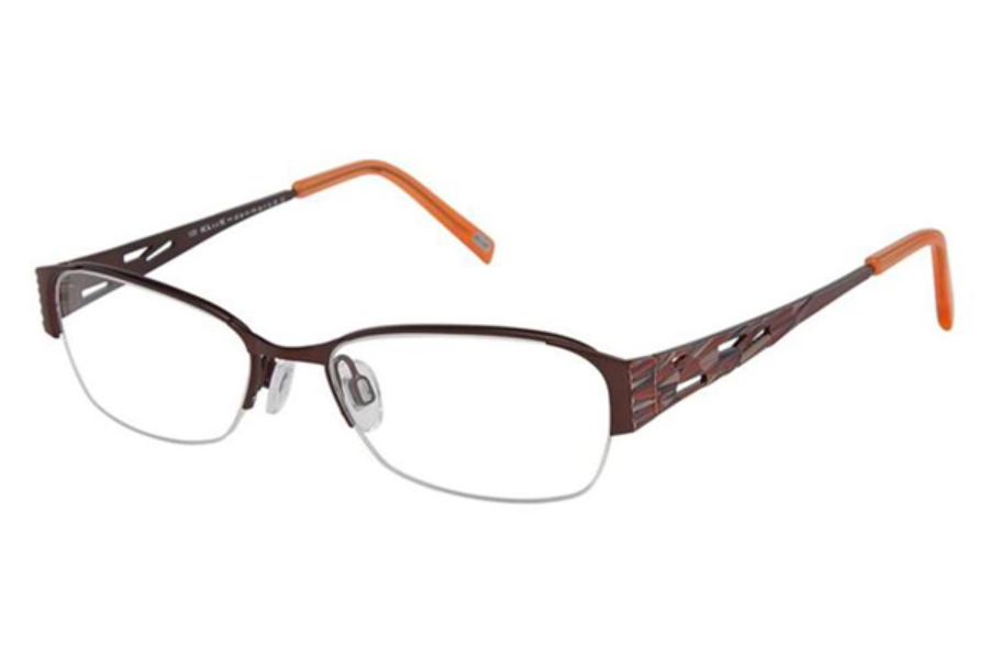 Eyeglass Frames Kliik : Kliik KLiiK 460 Eyeglasses FREE Shipping - Go-Optic.com ...