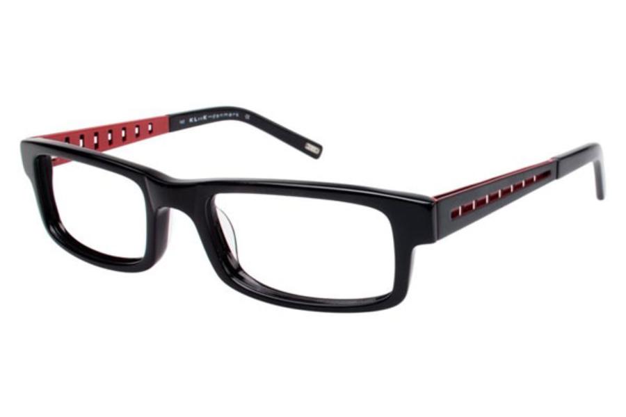 Eyeglass Frames Kliik : Kliik KLiiK 497 Eyeglasses FREE Shipping - Go-Optic.com