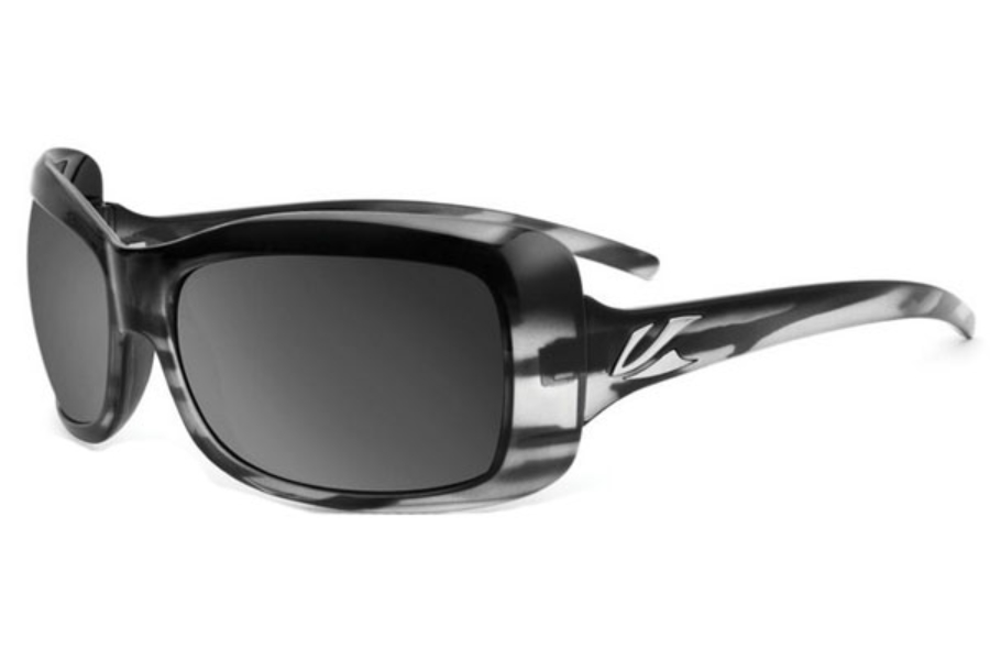 Kaenon Georgia Sunglasses in Smoke & Mirrors Polarized G12 Black Mirror Lens