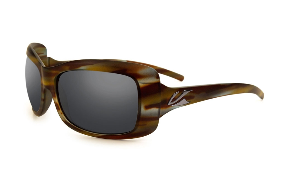 Kaenon Georgia Sunglasses in Wetlands Polarized G12 Black Mirror Lens