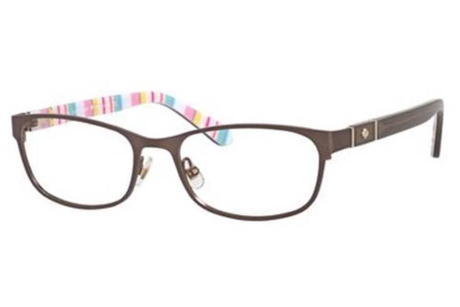 Kate Spade Jayla Eyeglass Frames : Kate Spade JAYLA Eyeglasses FREE Shipping - Go-Optic.com