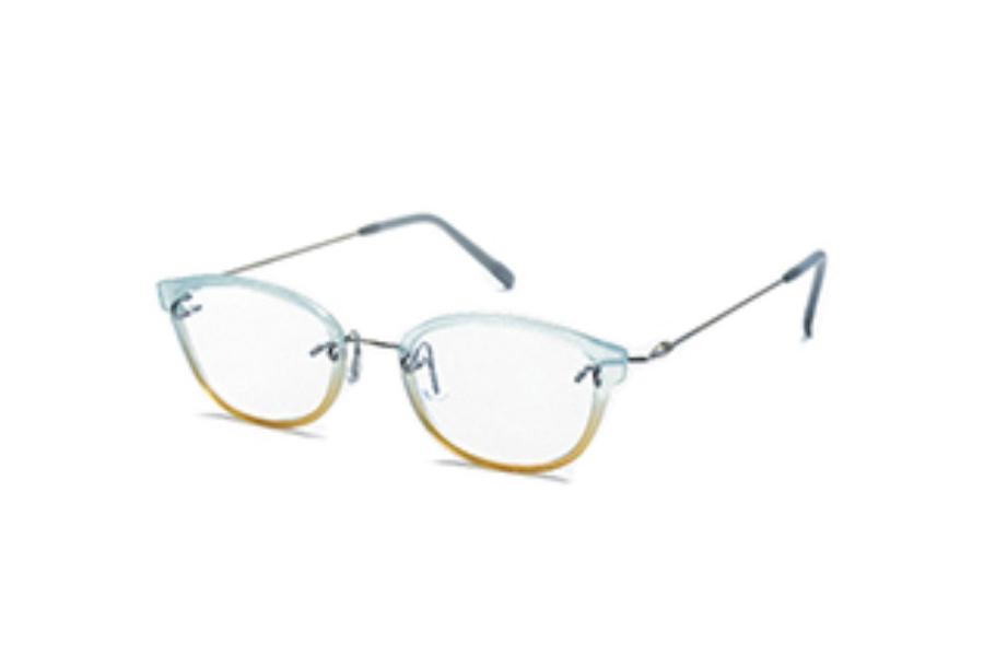 Kawasaki Eyeglass Frames : Kazuo Kawasaki 631L7 PE Eyeglasses FREE Shipping