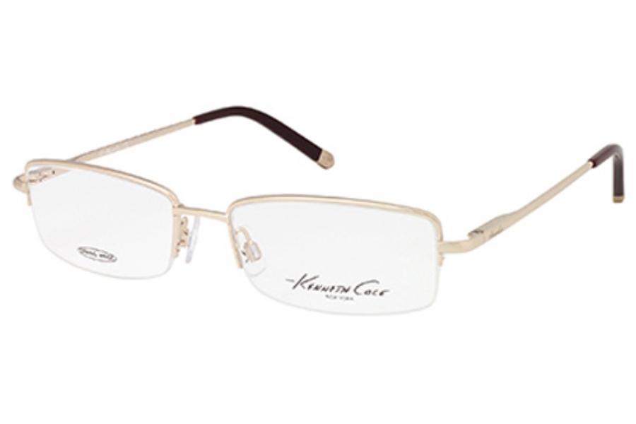 Kenneth Cole New York Eyeglass Frames : Kenneth Cole New York KC0180 Eyeglasses - Go-Optic.com