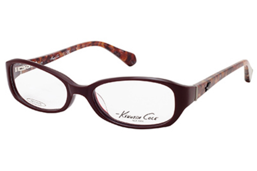 Kenneth Cole New York Eyeglass Frames : Kenneth Cole New York KC0182 Eyeglasses - Go-Optic.com