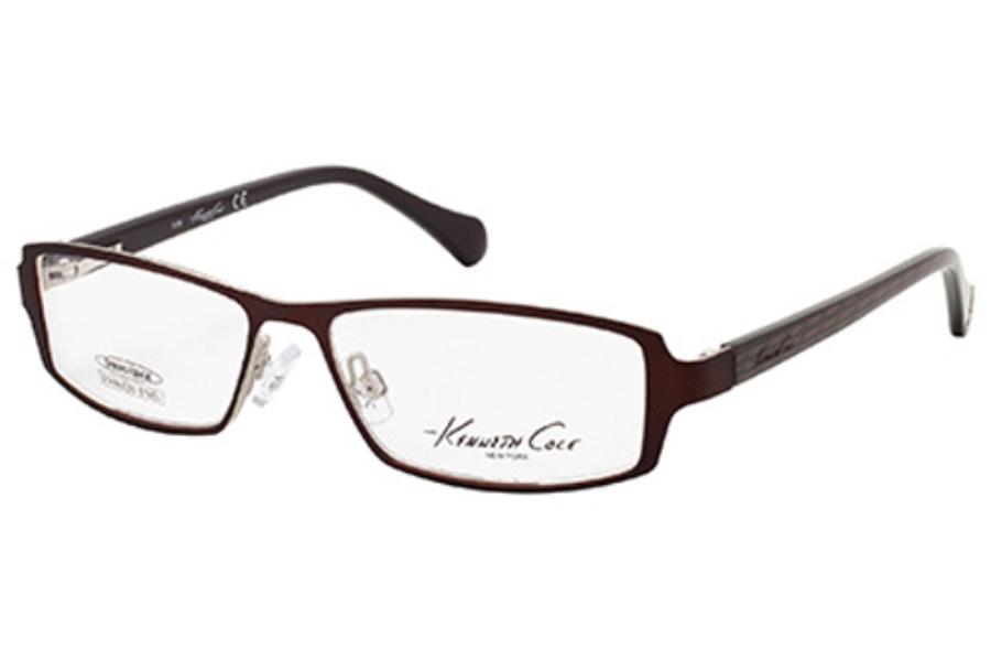 Kenneth Cole New York Eyeglass Frames : Kenneth Cole New York KC0188 Eyeglasses - Go-Optic.com