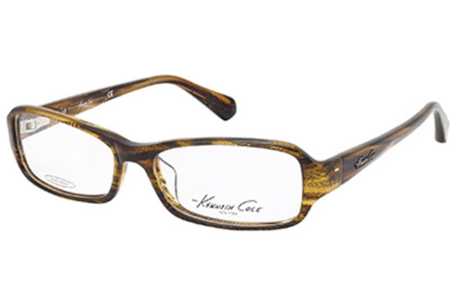 Kenneth Cole New York Eyeglass Frames : Kenneth Cole New York KC0191 Eyeglasses - Go-Optic.com