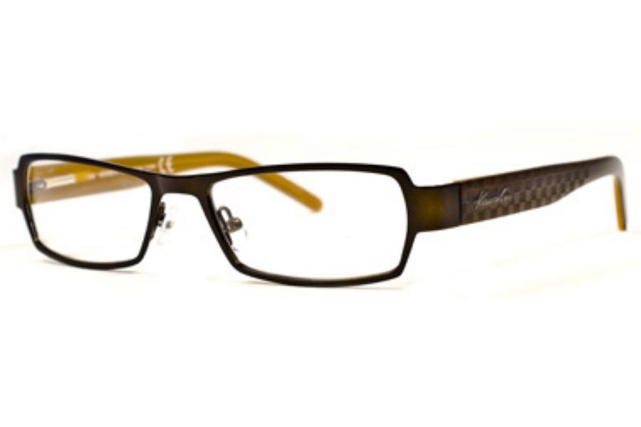 Kenneth Cole New York KC0129 Eyeglasses FREE Shipping