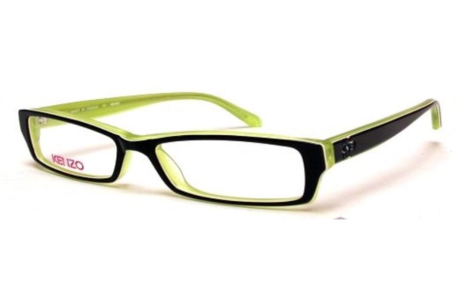 Kenzo Optical Glasses : Kenzo KZ2065 Eyeglasses - Go-Optic.com