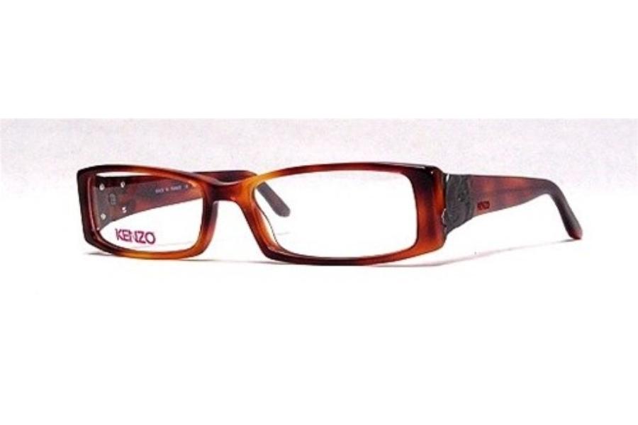Kenzo Optical Glasses : Kenzo KZ2080 Eyeglasses - Go-Optic.com