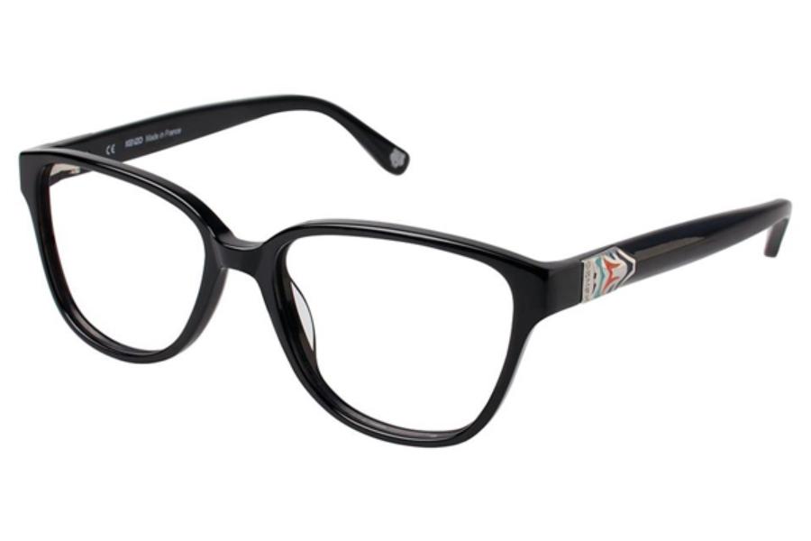 Kenzo Optical Glasses : Kenzo 2217 Eyeglasses FREE Shipping - Go-Optic.com