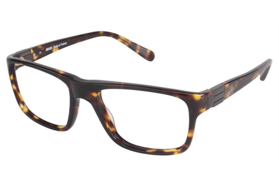 Kenzo Optical Glasses : Kenzo 4176 Eyeglasses FREE Shipping - Go-Optic.com