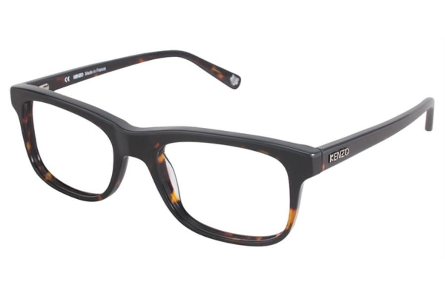 Kenzo Optical Glasses : Kenzo 4185 Eyeglasses FREE Shipping - Go-Optic.com
