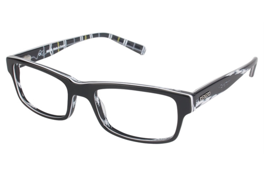 Kenzo 4186 Eyeglasses FREE Shipping - Go-Optic.com