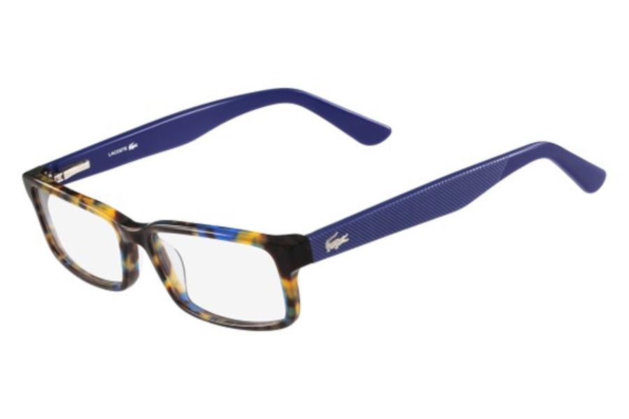 6ec2b61c47a Lacoste Eyeglass Frames Mens