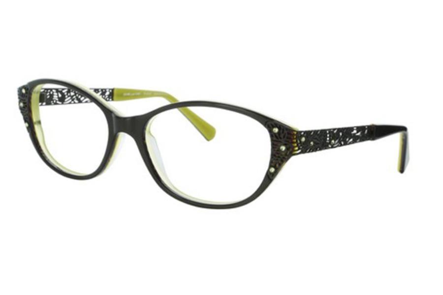 Lafont Women s Eyeglass Frames : Lafont Sentiment Eyeglasses FREE Shipping - Go-Optic.com