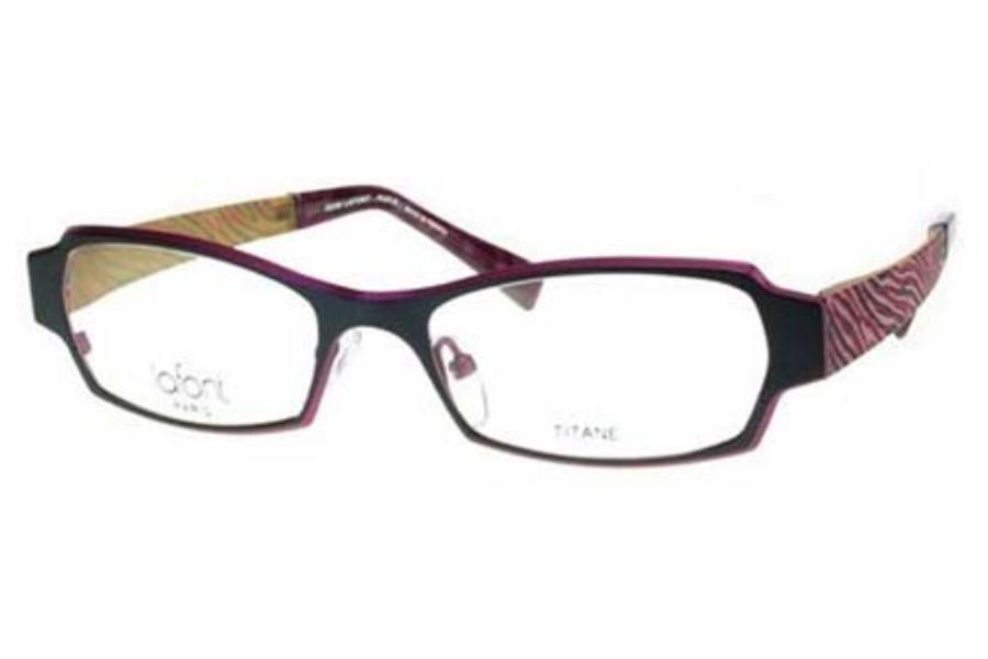 Lafont Women s Eyeglass Frames : Lafont Elegante Eyeglasses FREE Shipping - Go-Optic.com
