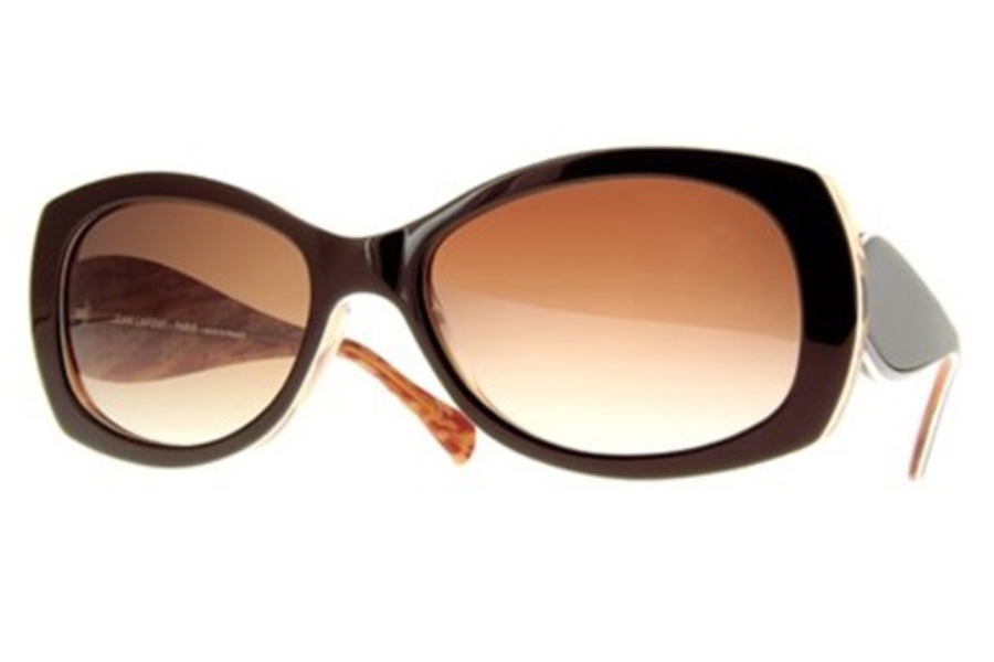 Lafont Hawai Sunglasses in 537 Brown