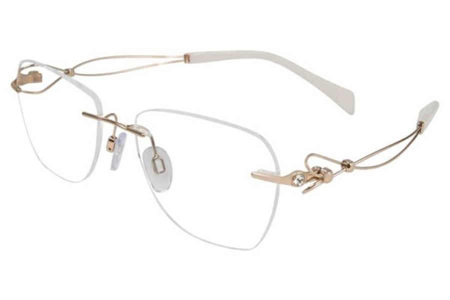 Line Art by Charmant XL 2096 Eyeglasses | FREE Shipping