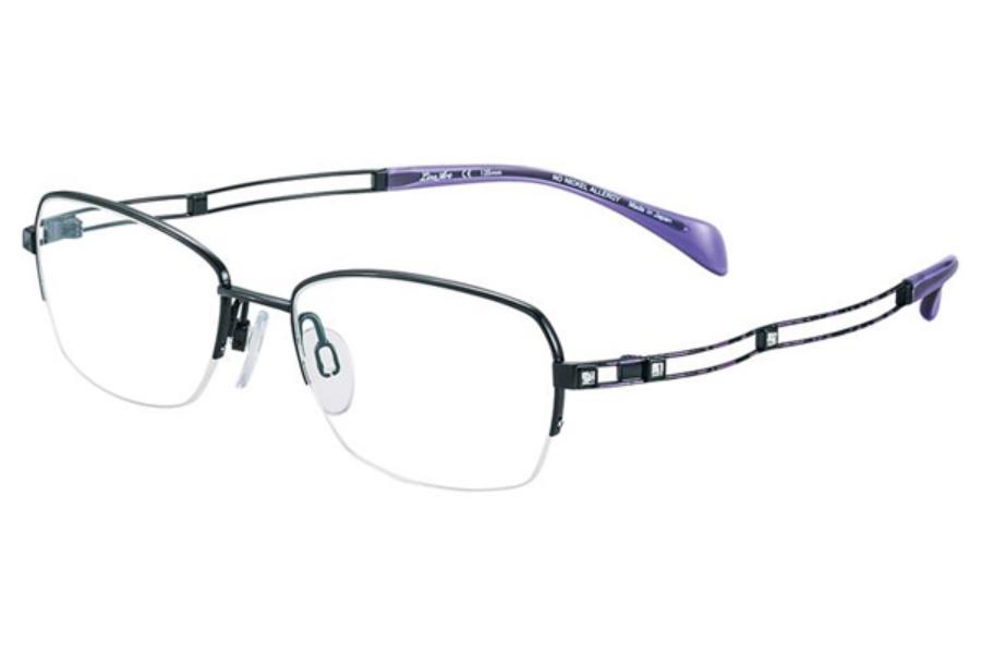 Line Art by Charmant XL 2070 Eyeglasses | FREE Shipping