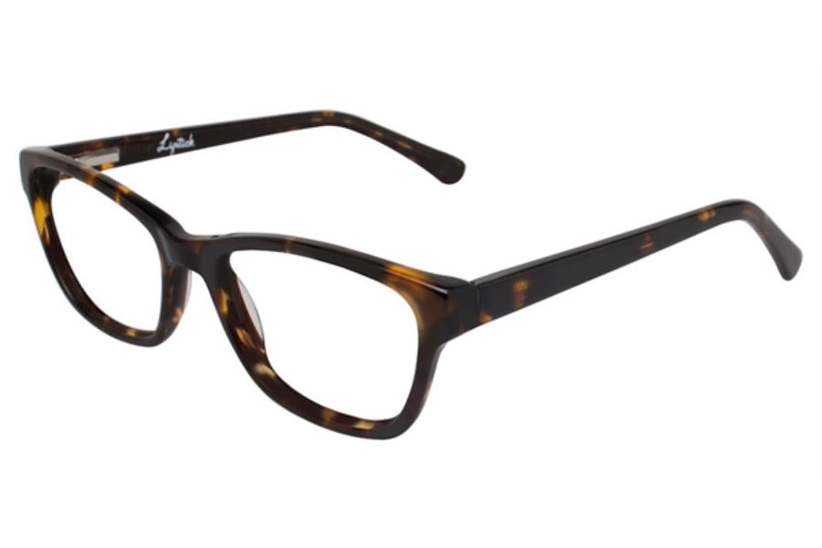 Lipstick Quirky Eyeglasses FREE Shipping - Go-Optic.com