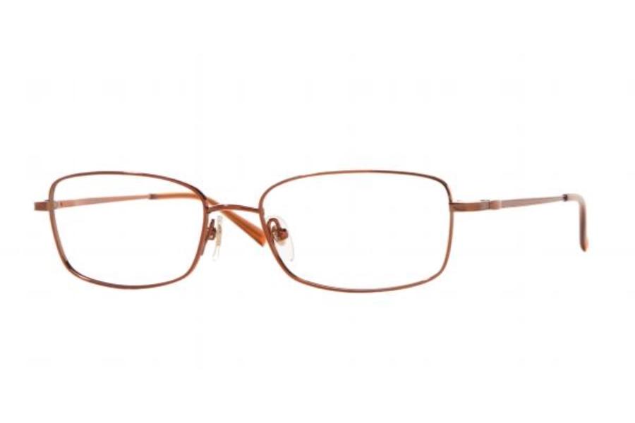 Luxottica Titanium LC 1385T Eyeglasses FREE Shipping