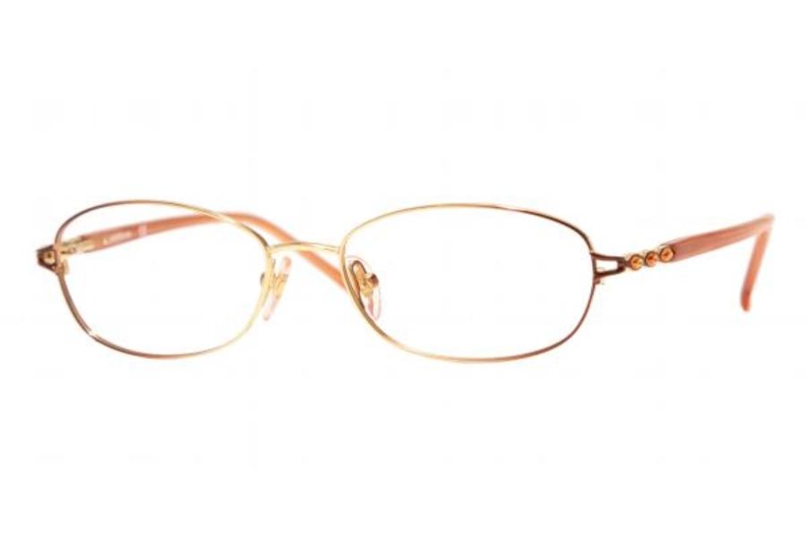 Luxottica Titanium LC 1391TB Eyeglasses FREE Shipping