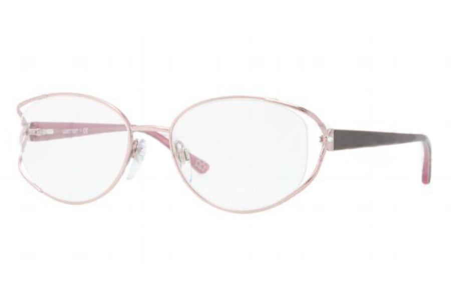 Luxottica LU 2301B Eyeglasses FREE Shipping - Go-Optic.com