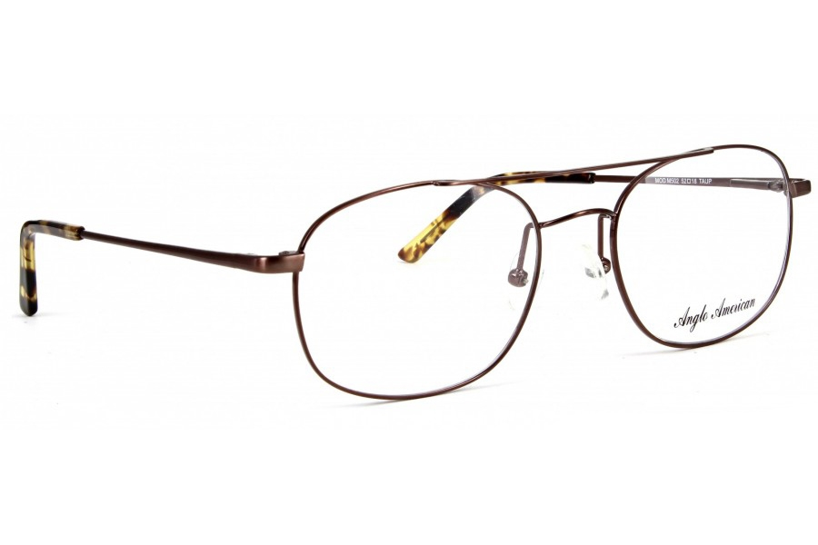 Anglo American M502 Eyeglasses in TAUP