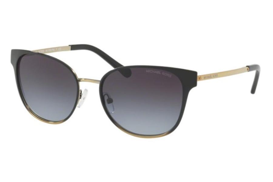 Michael Kors Damen Sonnenbrille Tia 118368, Lavender Gradient Rose Gld-Tone/Brownpurplegradient, 54