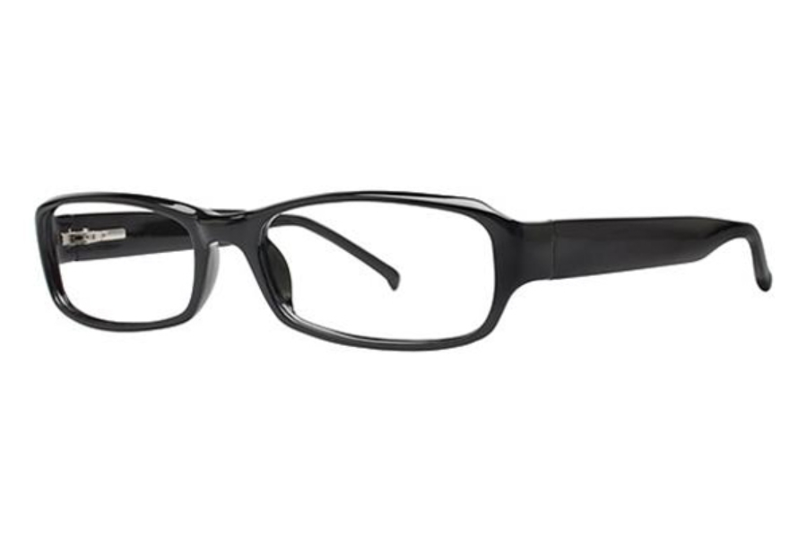 Modern Optical Tomorrow Eyeglasses in Black