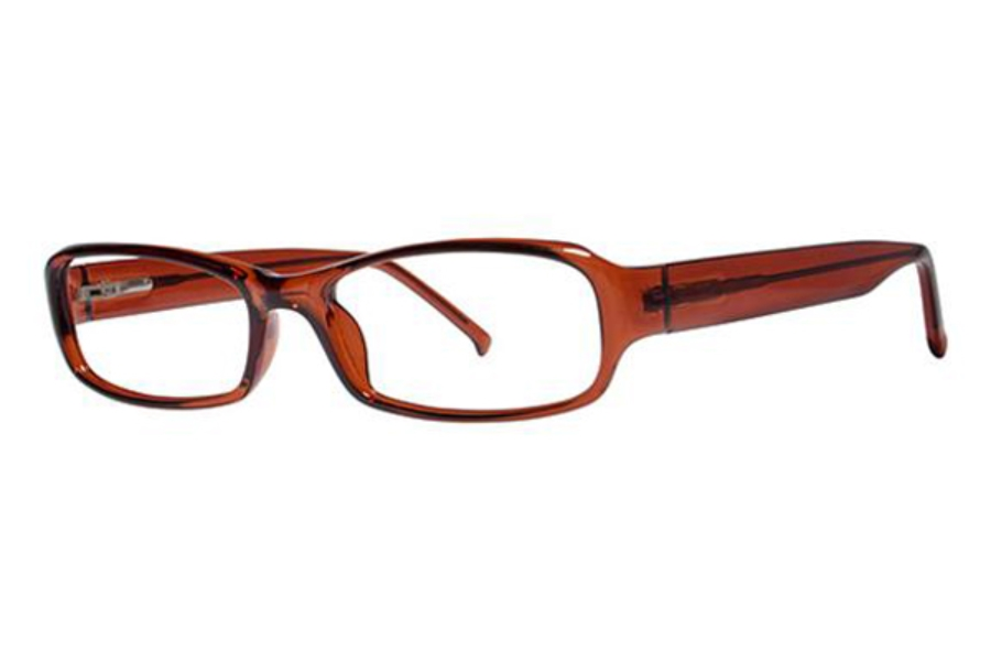 Modern Optical Tomorrow Eyeglasses in Brown