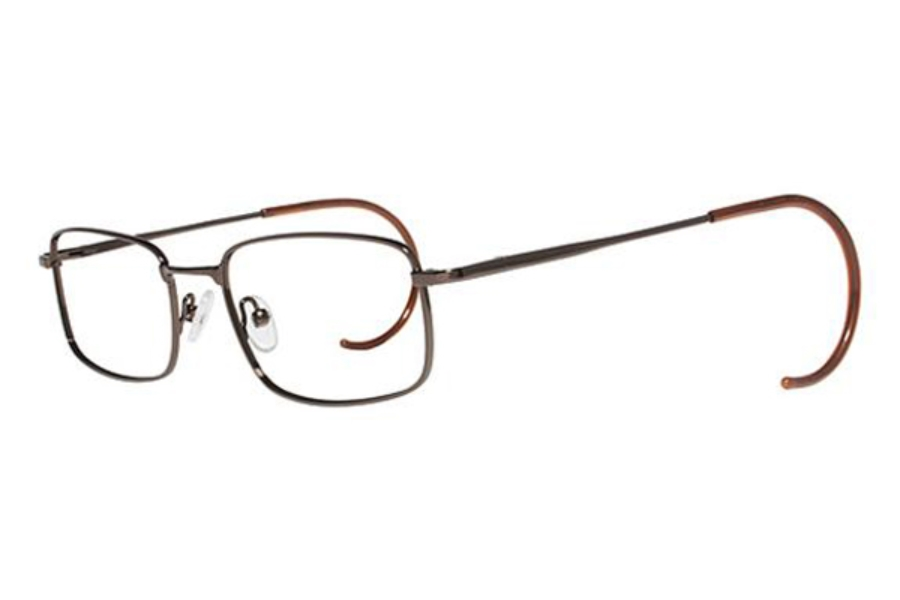 Glasses Frames With Cable Temples : Modern Times Ted w/cable temples Eyeglasses - Go-Optic.com