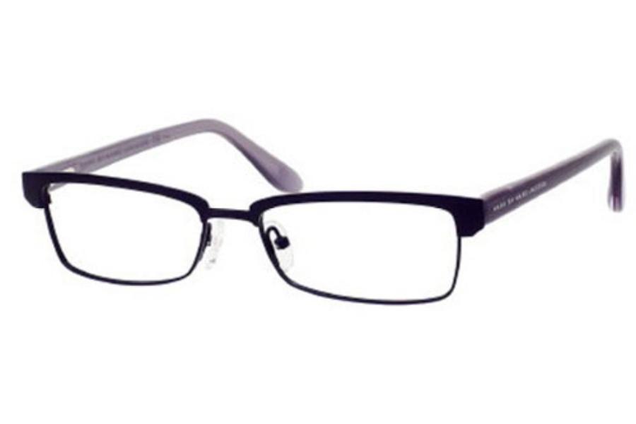 2ccf5da39f3 ... Marc By Marc Jacobs MMJ 523 Eyeglasses in 084K Matte Black Violet ...