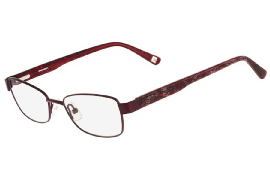 Marchon Eyeglass Frames Mens : Marchon M-MERCURY Eyeglasses FREE Shipping - Go-Optic.com