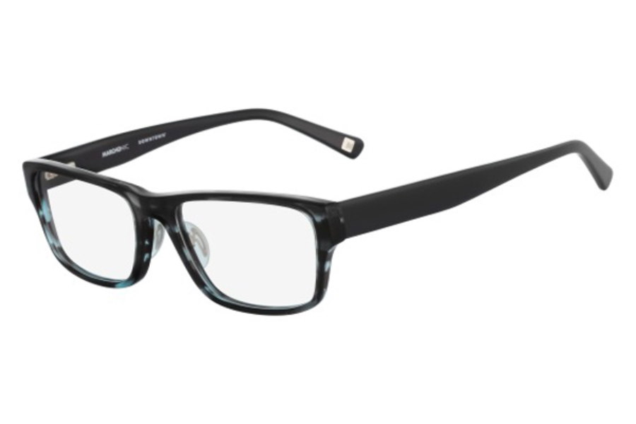 Marchon Eyeglass Frames Mens : Marchon M-RIVINGTON Eyeglasses FREE Shipping - Go-Optic.com
