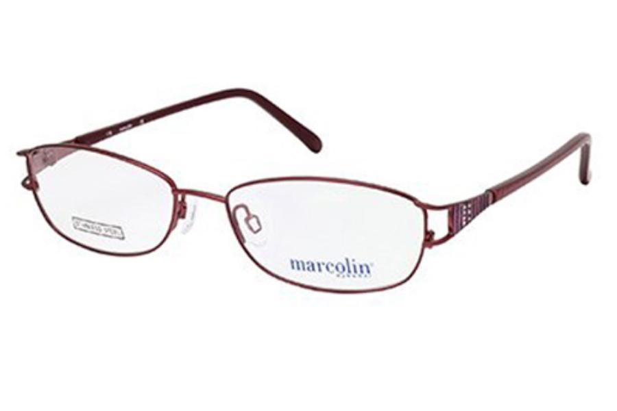 Marcolin MA7301 Eyeglasses in Marcolin MA7301 Eyeglasses
