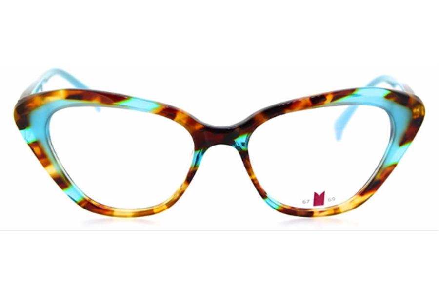 Milano6769 Jill Eyeglasses FREE Shipping - Go-Optic.com ...