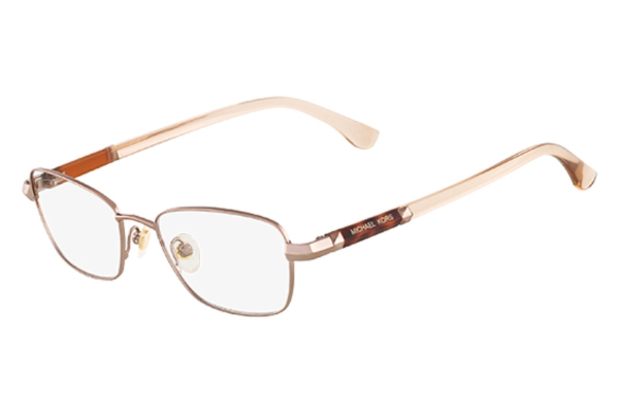 Michael Kors MK357 Eyeglasses in 780 Rose Gold