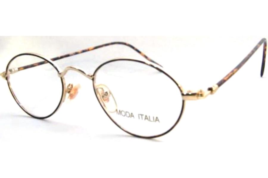 moda italia 111 eyeglasses go optic