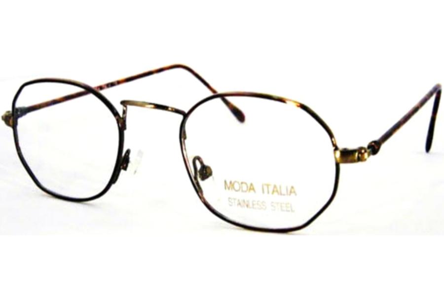 moda italia 130 eyeglasses go optic