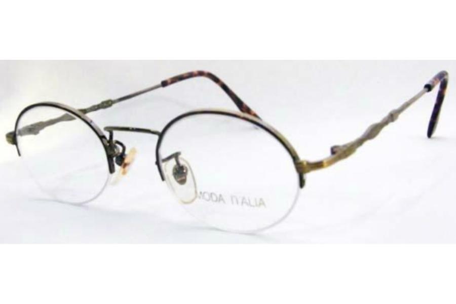 moda italia 133 eyeglasses go optic