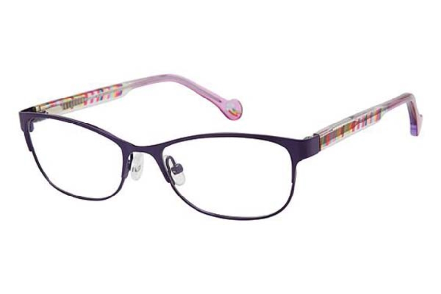 My Little Pony Dynamic Eyeglasses in Purple