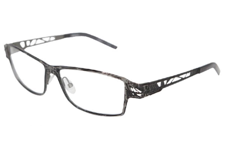 Glasses Frames Anatomy : Noego Anatomy 8 Eyeglasses FREE Shipping - Go-Optic.com