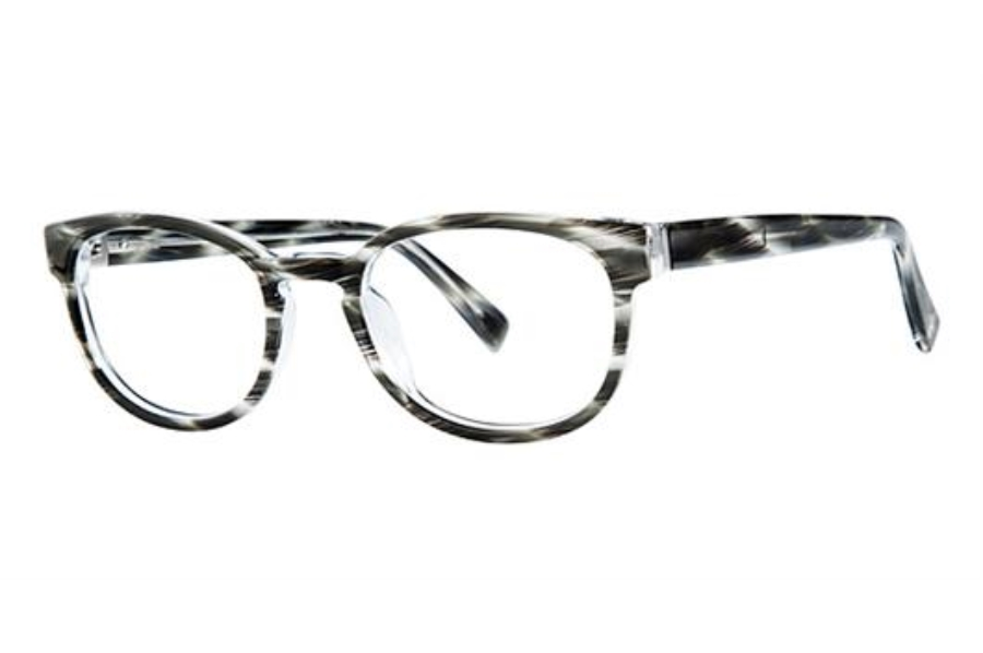 Seraphin by OGI JOHNSON Eyeglasses in 8566 Gray Demi