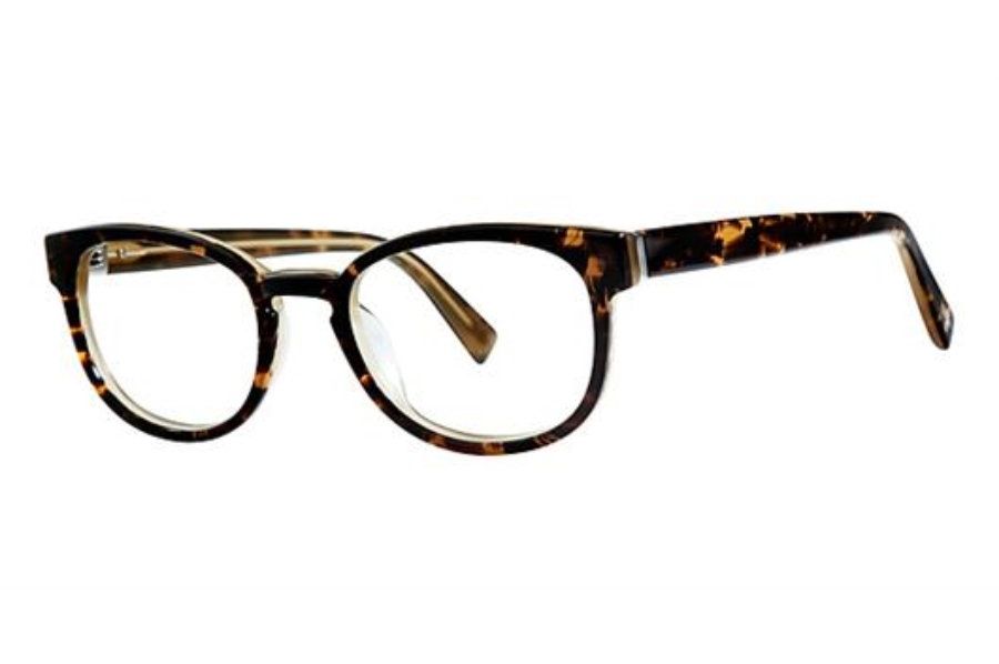 Seraphin by OGI JOHNSON Eyeglasses in 8650 Brown Demi